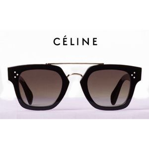 Céline New Preppy 41077/S Square Sunglasses